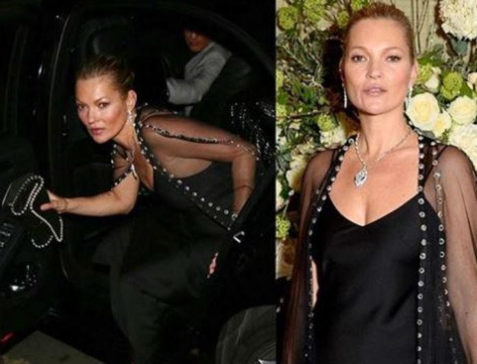 Κάντο όπως η Κate Moss! Πώς να φορέσεις το μικρό μαύρο σου φόρεμα για να κλέψεις τις εντυπώσεις!