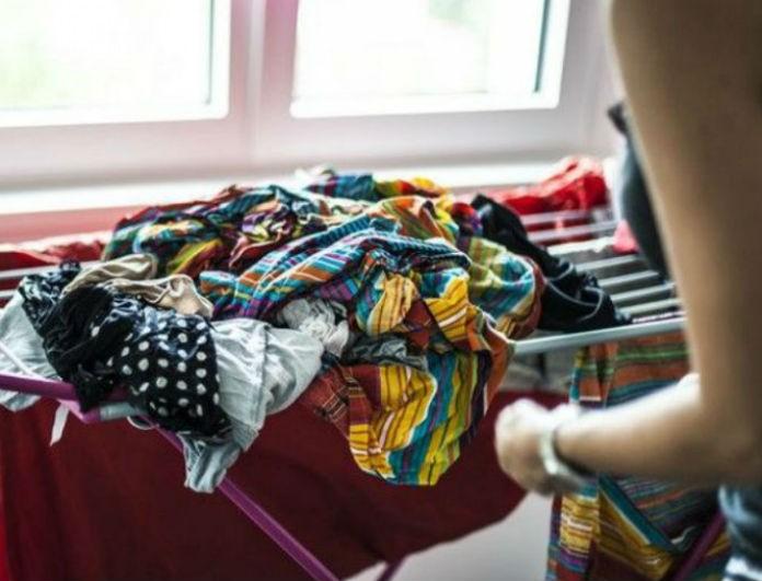 Το πιο χρηστικό τιπ! Έτσι θα στεγνώνουν πιο γρήγορα τα ρούχα σου!