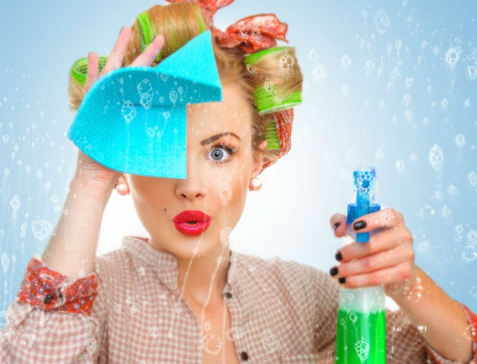 10 τιπς καθαρισμού μόνο για τεμπέλες! Πως θα κάνει το σπίτι να λάμπει εύκολα και γρήγορα...
