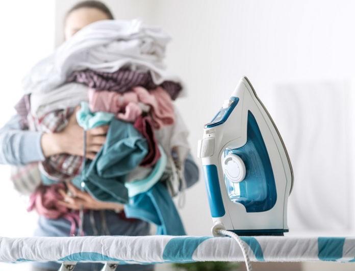 Καλύτερα να τα αποφύγεις: 6 λάθη που κάνετε στο σιδέρωμα!
