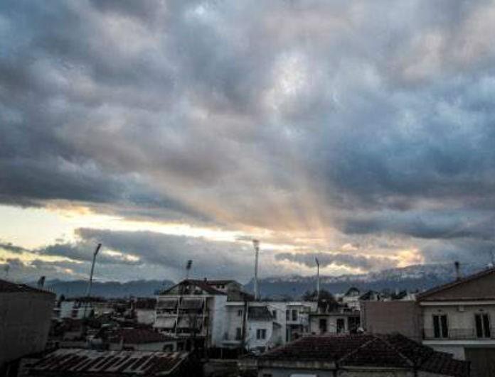 Συννεφιασμένος προβλέπεται ο καιρός σήμερα! Σε ποιες περιοχές σημειωθούν βροχές;
