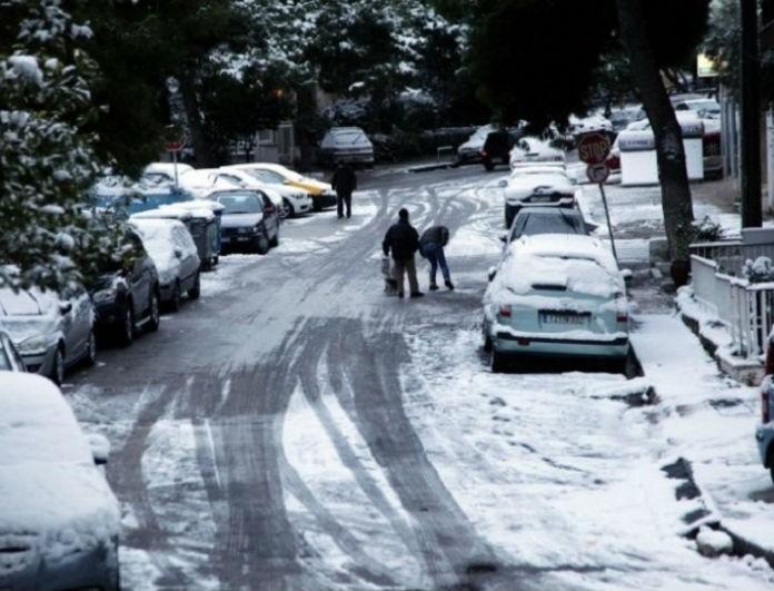 Ραγδαία επιδείνωση του καιρού με ισχυρές καταιγίδες και πυκνές χιονοπτώσεις! Έκτακτο δελτίο από την ΕΜΥ...