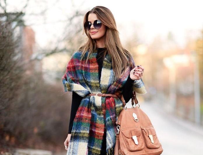 Blanket scarves: Το απόλυτο αξεσουάρ για κάθε σου εμφάνιση!