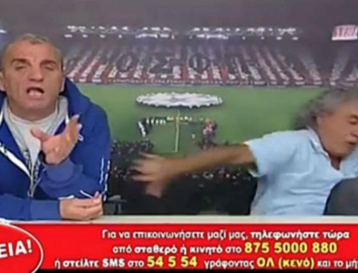 Έπος: Διάσημες τούμπες Ελλήνων που έκαναν το πανελλήνιο να δακρίσει από τα γέλια! (Video)
