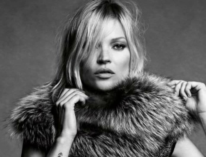 Εκείνη ξέρει! Κάντο σαν την Kate Moss και πέτυχε το απόλυτο  φυσικό μακιγιάζ!