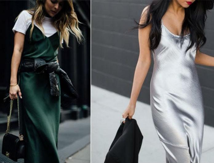 00d2c9d564c Φόρεμα- Κομπινεζόν: Ο τρόπος για να μην φαίνεσαι ότι έχεις βγει με τις  πιτζάμες σου! - ΤΙ ΘΑ ΦΟΡΕΣΕΙΣ - Youweekly