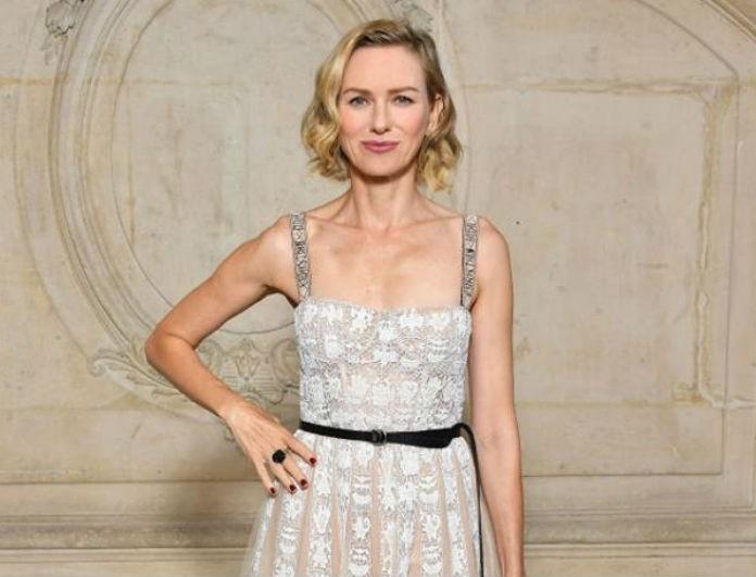 Η Naomi Watts «παραδίδει» μαθήματα για το πως θα πετύχεις το απόλυτο ρομαντικό look!