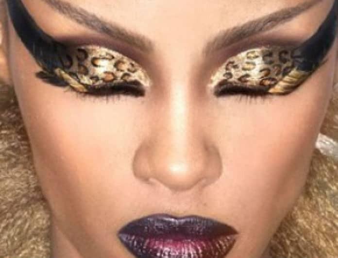 Make up trend: Eye of the tiger! Αυτό είναι το τολμηρό μακιγιάζ για ένα σαγηνευτικό βλέμμα!