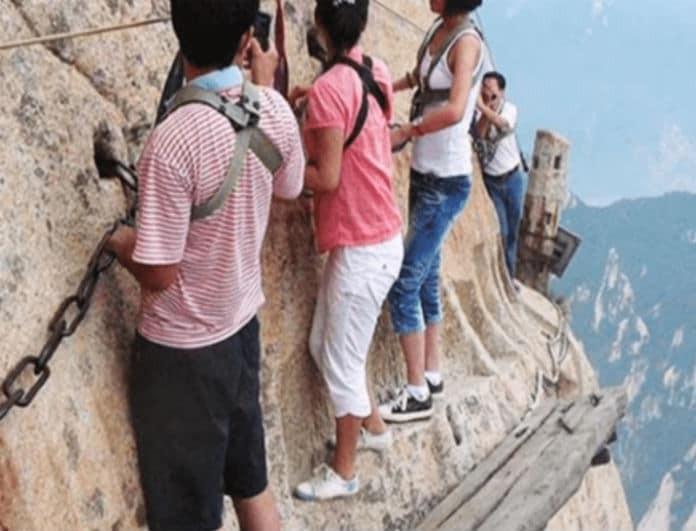 Οι 5 πιο επικίνδυνοι τουριστικοί προορισμοί στον κόσμο! (Video)