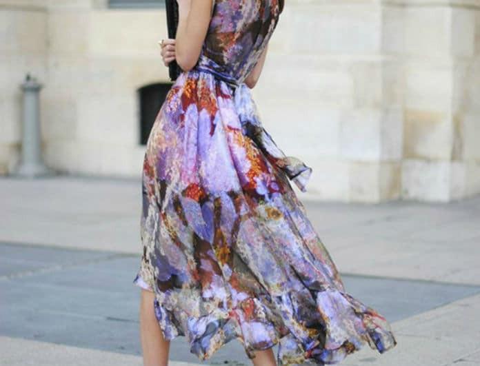 Πως να φορέσεις το floral σωστά χωρίς να φαίνεται υπερβολικό!
