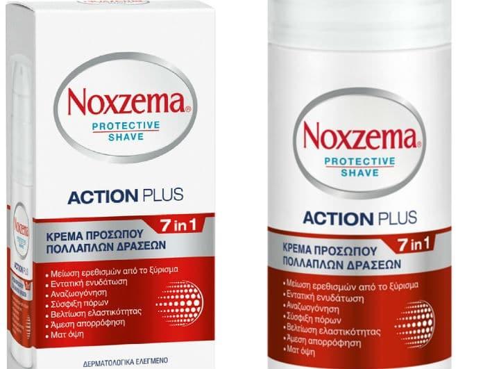Κρέμα προσώπου Noxzema Action Plus: Όλα όσα χρειάζεται η ανδρική επιδερμίδα!