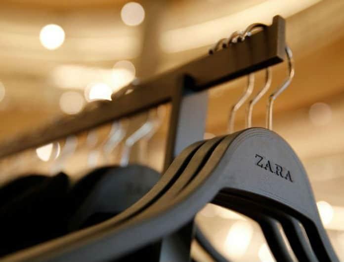 Shop it! Σου βρήκαμε το basic κομμάτι από τα Zara που δεν πρέπει να λείπει από την ντουλάπα σου!