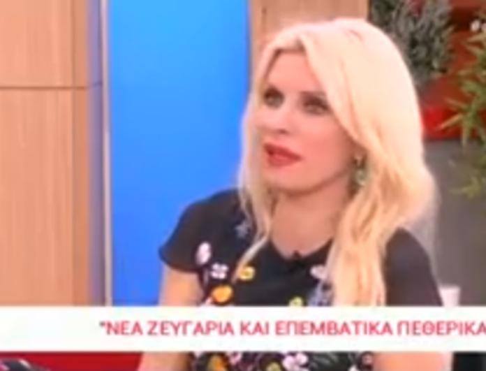 Η on air αναφορά της Μενεγάκη στο Γιάννη Λιάτσιο που εξέπληξε τους συνεργάτες της! Τι είπε...(Βίντεο)