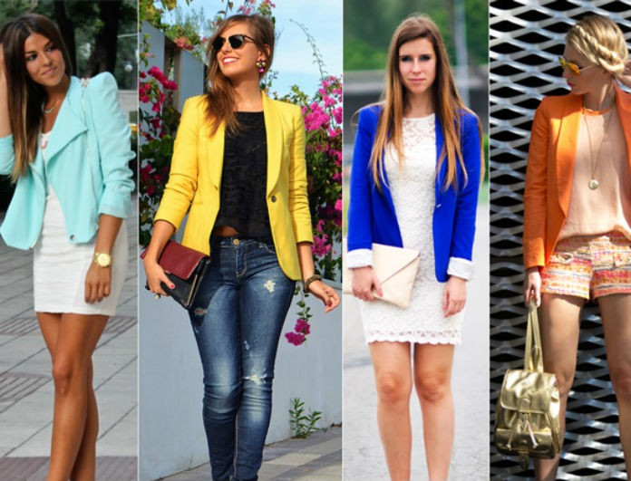 Φόρα το ανοιξιάτικο blazer όπως οι σταρ! Τα πιο στιλάτα all day looks!