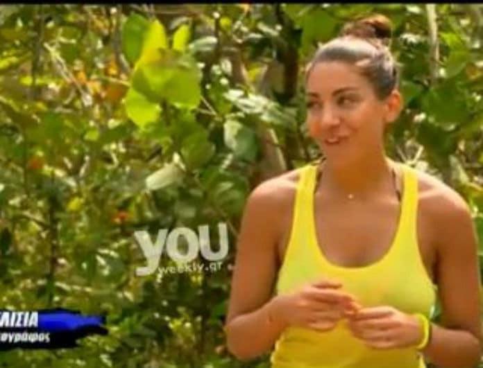 Survivor 2: H Λαπάτη αποκάλυψε στον Αγόρου τι λέμε για αυτόν στην Ελλάδα! Η αντίδρασή του στα καυστικά σχόλια που του μετέφερε! (Βίντεο)