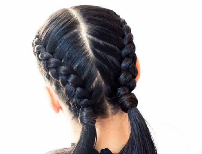 Βoxer braids! Πως να φτιάξεις το χτένισμα του καλοκαιριού στον εαυτό σου! (video)