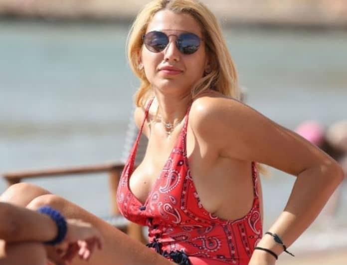 Κωνσταντίνα Σπυροπούλου: Οι φωτογραφίες - φωτιά πριν και μετά τις πλαστικές στο στήθος!