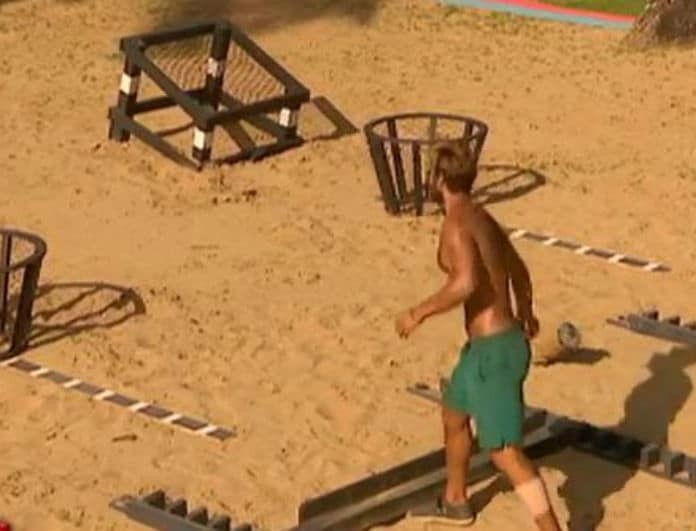 Survivor 2: Κύριος με Κ κεφαλαίο ο Νάσος Παπαργυρόπουλος! Δείτε τι έκανε σήμερα στο παιχνίδι! (Βίντεο)