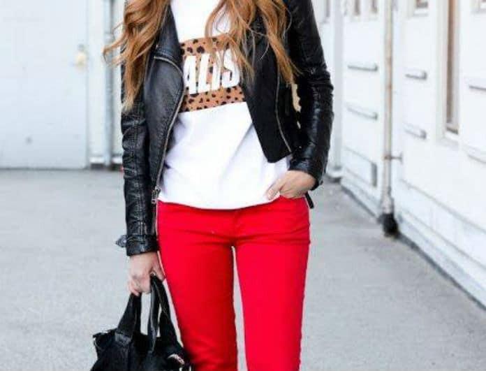 Leather Jacket: Πως θα φορέσεις το «must have» της φετινής Άνοιξης!