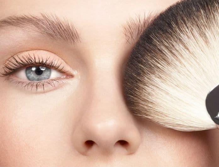 Τα 7 βήματα του σωστού μακιγιάζ! Το «θαυματουργό» υλικό που είναι κρυμμένο στο ντουλάπι της κουζίνας σου