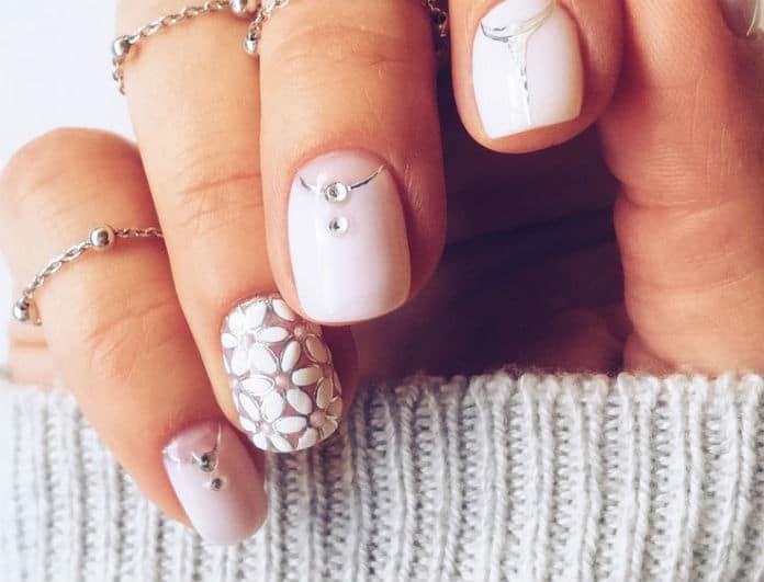 Ξέχνα το κόκκινο και το french manicure! 7 nail arts για μοναδικά σχέδια στα νύχια σου!