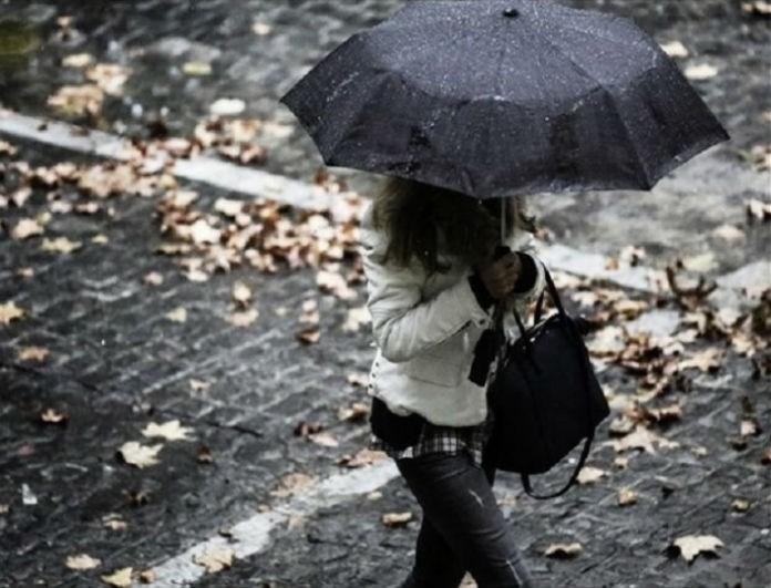 Βροχές, καταιγίδες και αφρικανική σκόνη προβλέπονται για σήμερα, Τρίτη!