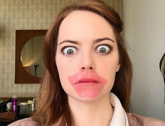 Η νέα τάση που σαρώνει στο Χόλιγουντ! Διάσημες κάνουν μάσκα.. πέους και ορκίζονται ότι γίνονται ομορφότερες!