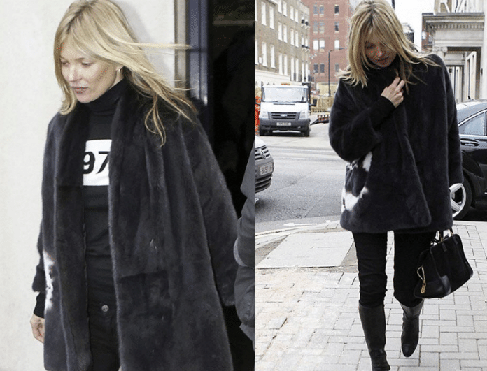 Do it like Kate Moss! Πως να αντιγράψεις το λουκ της πιο hot fashionista!