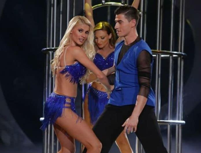 DWTS: Τα έσπασε όλα η Όλγα Πηλιάκη! Ο αισθησιακός χορός της που καθήλωσε τους πάντες! (Βίντεο)
