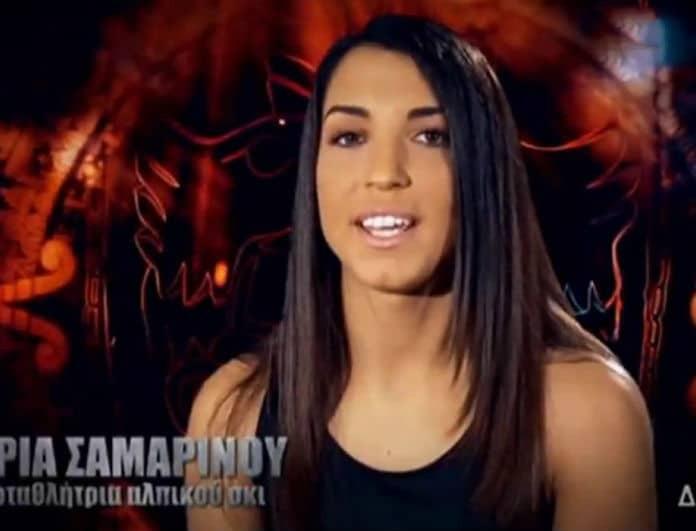 Survivor 2: Η πρώτη δημόσια εμφάνιση της Μαρίας Σαμαρίνου μετά την οικειοθελή αποχώρηση!