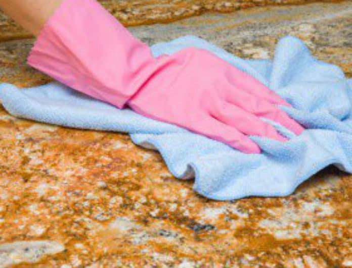 Σας αφορά! Αυτά είναι τα πράγματα που δεν κάνει να καθαρίζετε  με ξίδι!