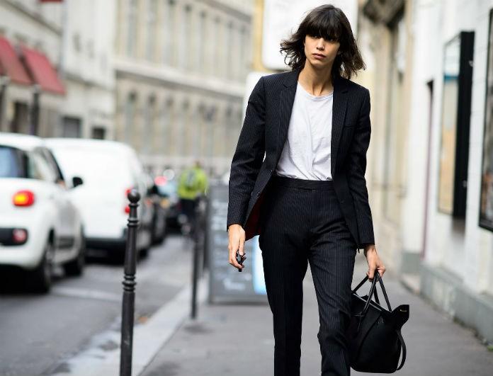 Πώς θα φορέσεις το μονόχρωμο κοστούμι από το πρωί ως το βράδυ! Υιοθέτησε κι εσύ το απόλυτο trend!