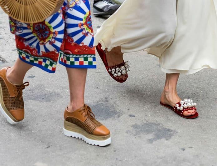 Δεν ξέρεις τι παπούτσια να φορέσεις την Άνοιξη; Σου βρήκαμε τα πιο στυλάτα ζευγάρια για όλες τις ώρες!
