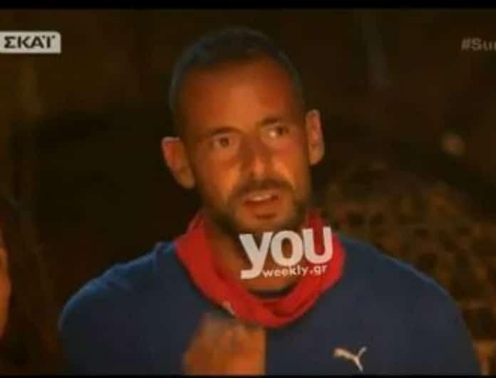 Survivor 2: Ο Χάρος Σώζων εξηγεί πως πήρε το όνομα του! (Βίντεο)
