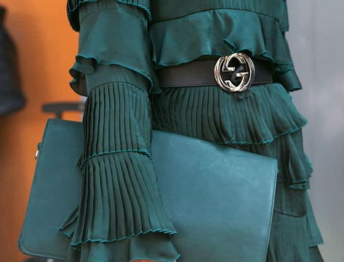 Kάνε τη ζώνη σου fashion item και μεταμόρφωσε το λουκ σου!