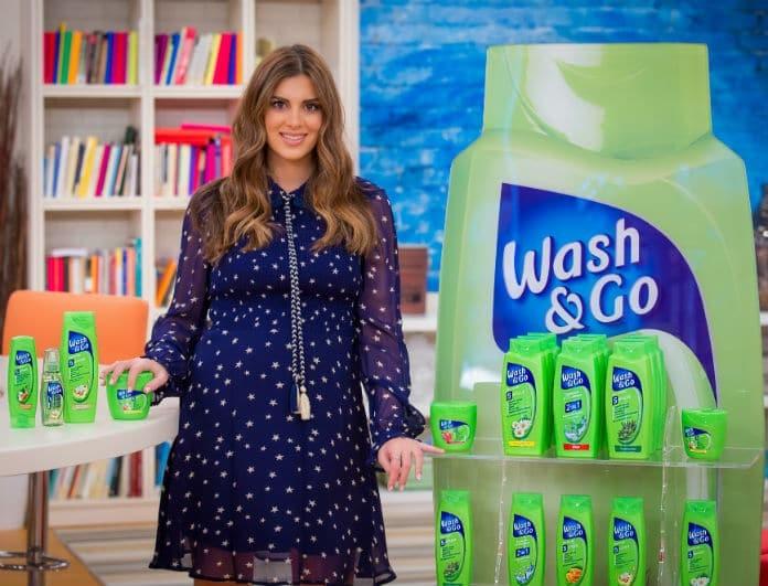 Βάλε και εσύ στη ζωή σου το Wash & Go!