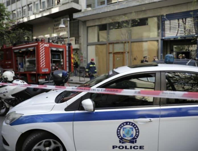 Επίθεση σε αστυνομικούς με οξύ και μαχαίρι κατά την διάρκεια έξωσης, στον Άγιο Παντελεήμονα!