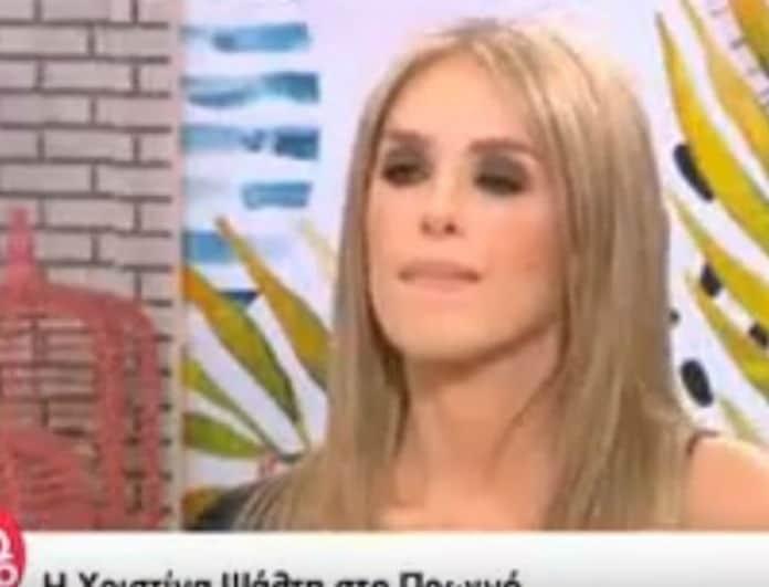 Η Φαίη Σκορδά αποκάλυψε το παρασκήνιο της συνέντευξης με την Χριστίνα Ψάλτη! «Επειδή τα λέμε όλα...» (Βίντεο)