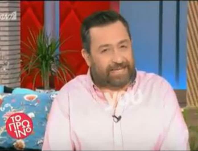 Πρωινό: Η ανακοίνωση του Θέμη Γεωργαντά για την απουσία της Φαίης Σκορδά από την εκπομπή! (Βίντεο)