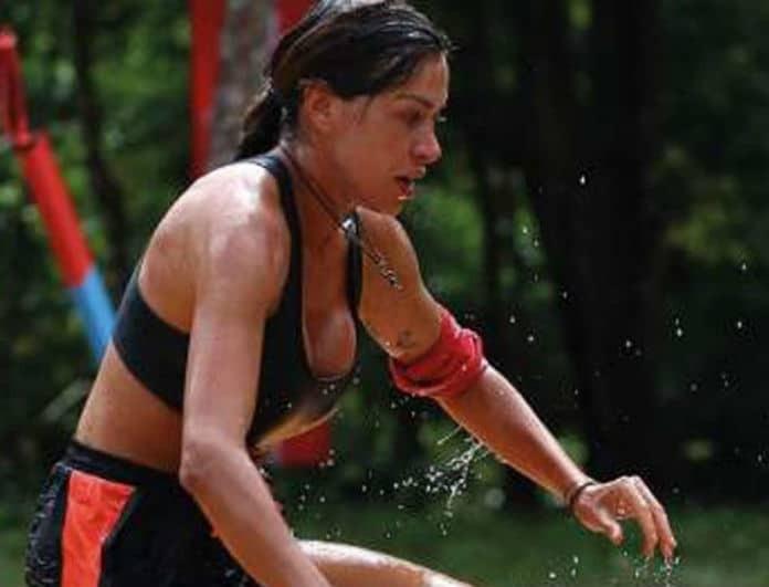 Survivor 2: Το πρώτο μήνυμα της Όλγας Φαρμάκη μετά την αποχώρησή της