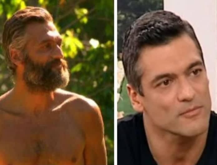 Survivor: Όταν ο Στέλιος Κρητικός μιλούσε στην Τατιάνα Στεφανίδου για το διαζύγιό του μετά από 17 χρόνια γάμου! (video)