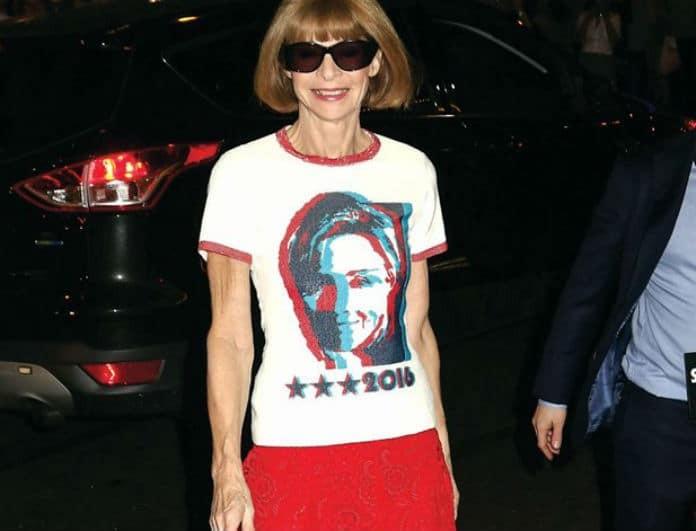Αντίγραψε το στυλ της Αnna Wintour! Η guru της μόδας σου δείχνει πως να φορέσεις σωστά το smart casual look!