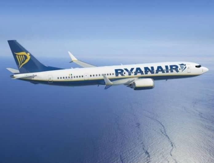 Η Ryanair σταματάει τις εσωτερικές πτήσεις στην Ελλάδα! Διατηρεί μόνο πτήσεις για Μύκονο, Σαντορίνη και Θεσσαλονίκη