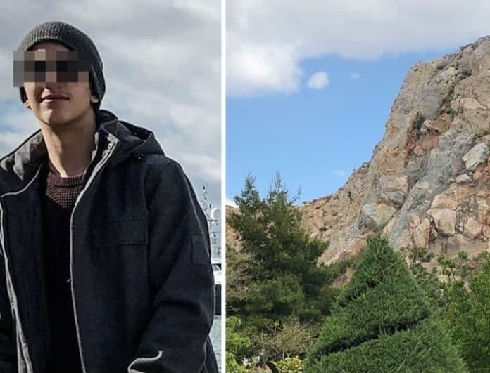 Θλίψη και συγκίνηση στο σχολείο του 16χρονου από το Κερατσίνι που σκοτώθηκε πέφτοντας από βράχο