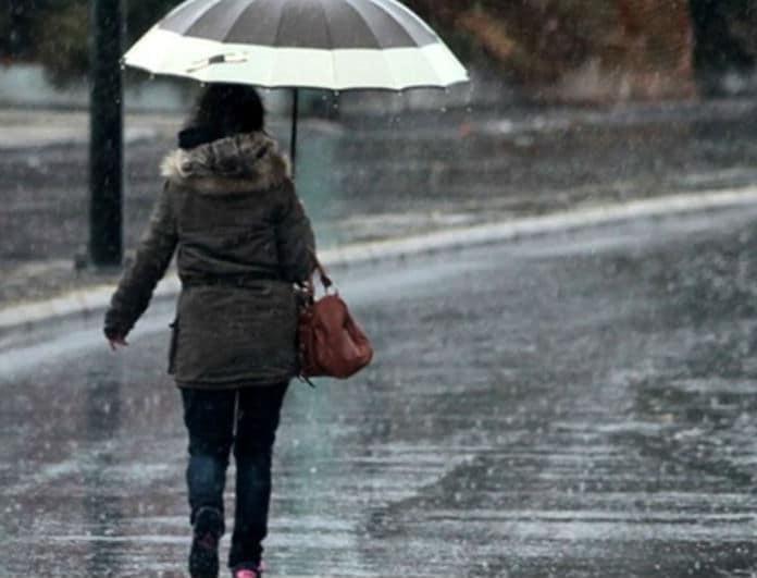 Νεφώσεις και τοπικές βροχές αναμένοντα σήμερα! Δείτε σε ποιες περιοχές θα βρέξει!