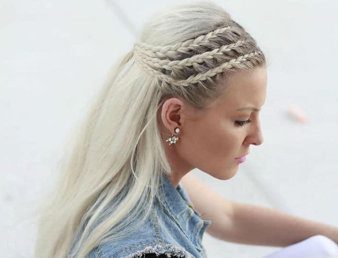 8+1 χτενίσματα για να υποδεχτείς το καλοκαίρι νωρίτερα! Τα hairstyles που θα λατρέψετε!