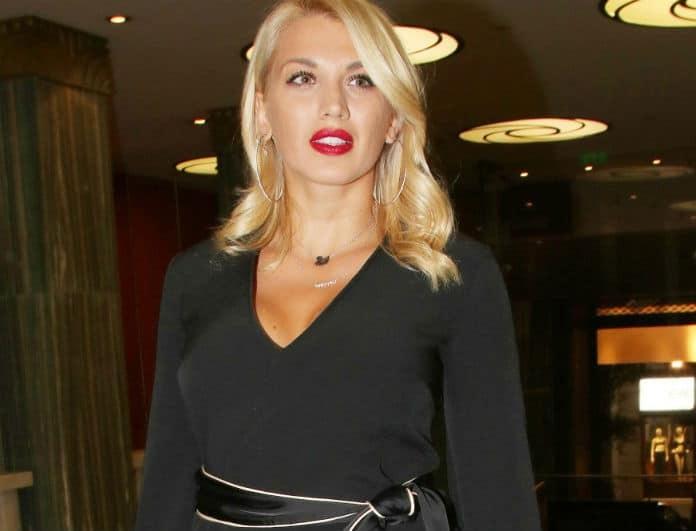 Εκείνη ξέρει! Αντίγραψε την εμφάνιση της Κωνσταντίνα Σπυροπούλου με λιγότερο από 30 ευρώ! Η φούστα που πρέπει να αποκτήσεις...