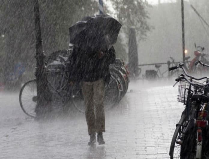 Βροχές και καταιγίδες προβλέπονται σήμερα, Πέμπτη!