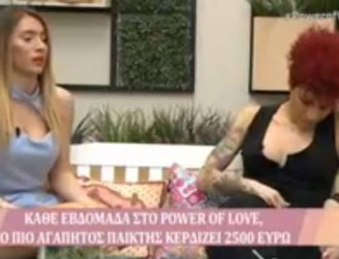 Power of love: Άστραψε και βρόντηξε η Αθηνά! Το σχόλιο στα social media που την έβγαλε εκτός εαυτού!