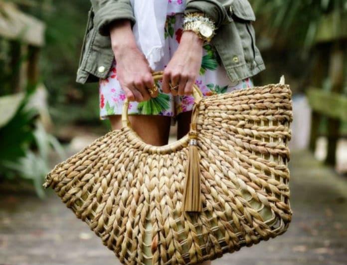 Shop it! Οι πιο chic πλεκτές τσάντες του καλοκαιριού! Κοστίζουν κάτω από 30 ευρώ!